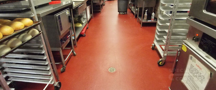 commercial kitchen epoxy floor coatings kitchen epoxy floor specialty coatings in 8280